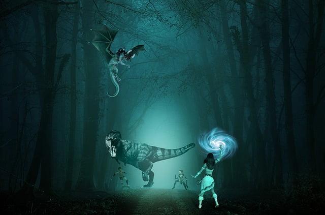 דרקונים ומבוכים